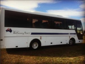 getaway tours coach